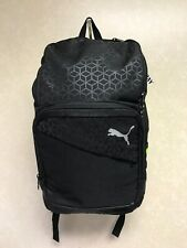 """Puma 17"""" EPOCH Laptop Backpack PV1459 Black/Yellow ON SALE"""