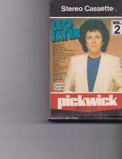 Leo Sayer-Vol 2 music Cassette