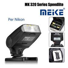 Flash Meike MK-320 i-TTL Speedlite HSS Master per Nikon D3000 D7000 D800 D5000