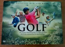 Golf - The Greatest Moments of The U.S Open: Official DVD and Book