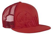 $33.99 NEW UNIT RIDERS IMMORTAL V2 TRUCKER HAT CAP RED ONE SIZE ADJUSTABLE VL50