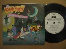 "THE ROLLING STONES Harlem Shuffle RARE AUSSIE PROMO 7"" SINGLE 1986 - BA 3401"