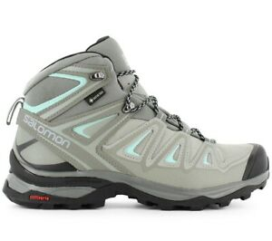 Salomon X ULTRA 3 MID GTX W - GORE-TEX - 401346 Damen Wanderschuhe Schuhe NEU
