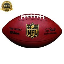 Wilson The Duke Official Nfl Sport Game Football Exclusive Leather Usa Signature