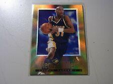 Reggie Miller 1996-97 E-X2000 CARD #27 Indiana Pacers HOF