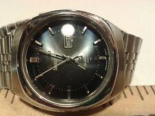 Vintage SEIKO SQ 4004 Quartz mens wristwatch MOTOCRAFT