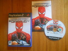 Spider Man Le Règne des ombres / Jeu PS2 / Complet / Version NL