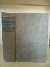 L. Quicherat et A. Daveluy - Dictionnaire Latin Français - Libraire Hachette