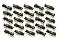 20Stk 2x8 Pin Stiftleiste Stecker 2,54mm für Prototyping Arduino
