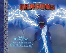 The Dragon That Rides on Lightning (How to Train Your Dragon TV)-ExLibrary