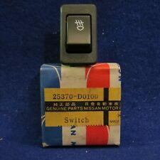 NOS OEM Nissan Fog Lamp Light Switch 25370-D0100 Datsun Sentra 810 240