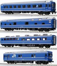 Kato 3-515 Limited Express Sleeper Series 24 Hokutosei Basic 4 Cars Set - HO