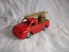 Vintage Toys Plastic & Tinplate Fire Engine made By lemezarugyar toy Company