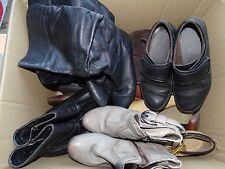 Damen Winter Schuhe-10 Paar im SET-EURO Größe 37- für Wiederverkäufer-DWS-37-005