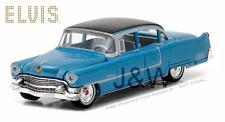 Greenlight Cadillac Fleetwood Series 60 1955 Elvis Presley 1/64 44760 A