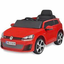 vidaXL Elektrische Auto Afstandsbediening VW Golf GTI 7 12 V Rood Speelauto