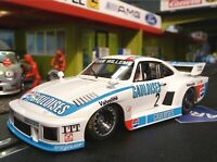 Sideways PORSCHE 935/K2 KREMER in 1:32 auch für Carrera Evolution      SW3237