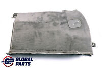 BMW 5 Series E61 LCI Cover Left N/S Housing Trunk Trim Grau Grey 7050363