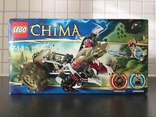 LEGO Legends of Chima Crawley's Claw Ripper 70001 BNIB