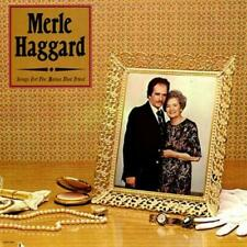 Merle Haggard - Songs for the Mama that Tried - LP