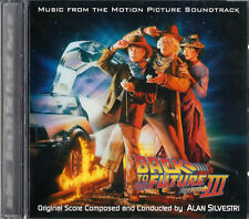 SC - BACK TO THE FUTURE III (Complete Motion Score) - Alan Silvestri