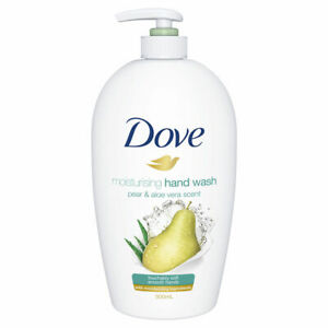 DOVE HAND WASH PEAR AND ALOE 500 ML