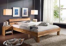 Doppelbett Massivholzbett CARIA Holzbett Bett Jugendbett 160x200 Wildeiche
