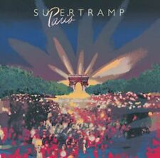 Paris 2 CD Remastered 0606949335021 Supertramp