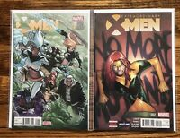 Extraordinary X-Men #1-10, by Jeff Lemire, Humberto Ramos, Marvel Comics