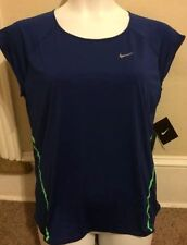 c95912d773d5 NWT NIKE WOMENS City DRI FIT Reflective Running Tank Top SIZE SMALL Legend