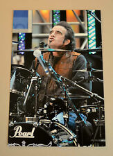 Tico Torres Signed 12x8 Photo Autograph Bon Jovi Music Memorabilia + COA