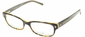 Authentic Kate Spade Lucyann JMD Tortoise Gold Plastic Eyeglasses 49mm