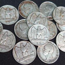 Regno d'Italia VENTENNIO FASCISMO, moneta da 5 lire in ARGENTO '' aquilotto ''