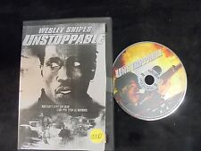 "USED  DVD Movie ""Unstoppable""    (G)"