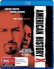 American History X NEW Region B Blu-ray