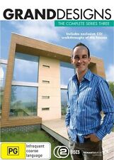 Grand Designs : Series 3 (DVD, 2009, 2-Disc Set)