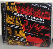 CHESKY SACD-326: David Chesky - Urban Concertos - GERGOV - 2006 USA SEALED