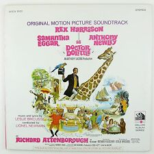 REX HARRISON & ANTHONY NEWLEY Doctor Dolittle LP NM- NM-