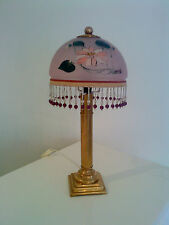 LAMPE AVEC ABAT JOUR ANNICK NAUDY