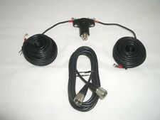 WORKMAN BS1HAM DIPOLE ANTENNA KIT FOR 10-40M AMATEUR HAM RADIO BANDS