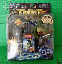 TMNT Auto Attack Don 2007 Teenage Mutant Ninja Turtles Auto Attack Donatello L6
