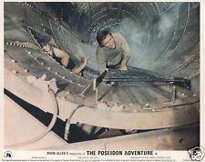 The Poseidon Adventure lobby cards - Gene Hackman, Shelly Winters