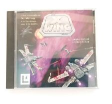 Star Wars X Wing Wars Collector's CD-ROM ( PC Game, 1994 )