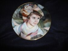 1981 Royal Doulton Portraits Of Innocence By Francisco Masseria Collectors Plate