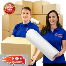 40 LARGE MOVING BOXES Double Strength Cardboard Boxes NEW ✔ Removal Packing ✔