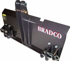 Bradco 3 Point Hitch to Skid Steer Universal Hitch Adapter
