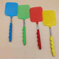 Pest Control Tools Extendable Flies Swatter Plastic Simple Pattern Fly Swatter r