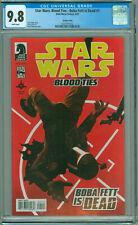 Star Wars Blood Ties Boba Fett is Dead #1 Variant 1:5 David Palumbo 42 CGC 9.8