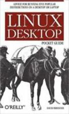 Linux Desktop Pocket Guide by David Brickner (2005, Paperback)