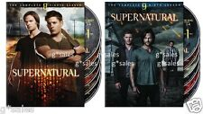 Supernatural ~ Complete Season 8 AND 9 (Eight & Nine) BRAND NEW 12-DISC DVD SET